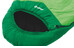 Outwell Convertible Junior - Sac de couchage Enfant - vert